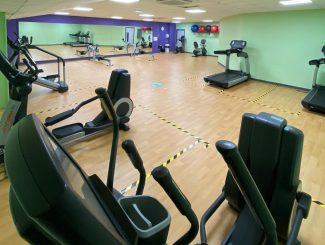 Tweedbank Sports Centre Gym Image