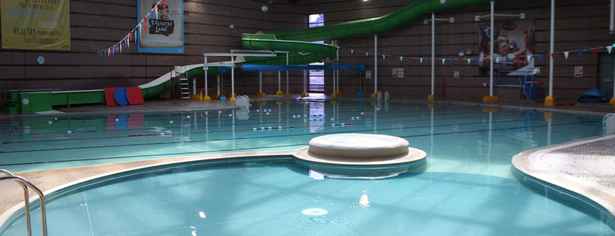 Teviotdale Leisure Centre | Swimming Pools | Live Borders