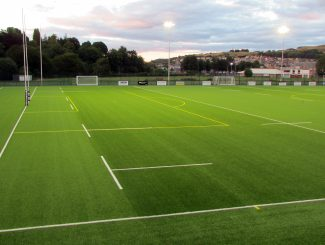 2G & 3G Pitches Hawick Volunteer Park Image
