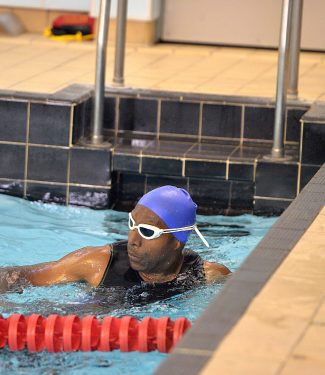 Adult Swimming Lessons Image
