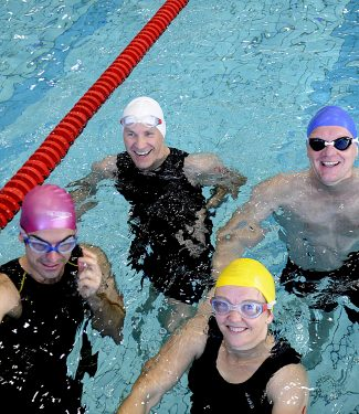 Adults Only Swimming Image