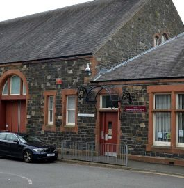Peebles Community Centre Image