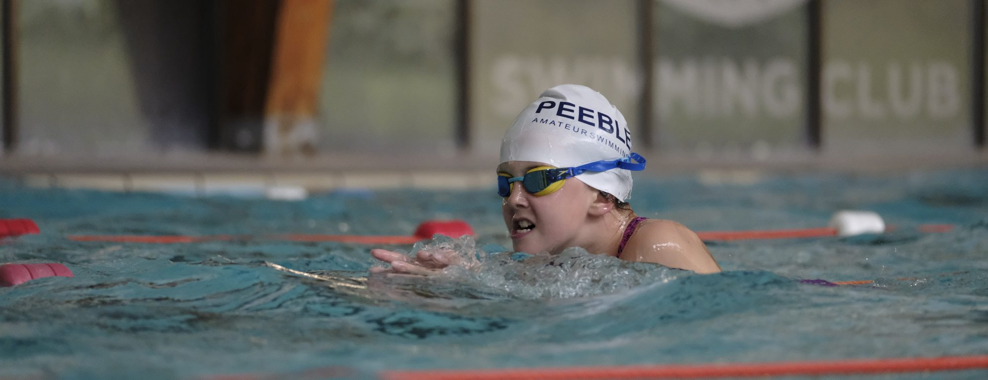 Swimming GALASHIELS, SCOTLAND - August 07: (Photo by Rob Gray / Freelance)