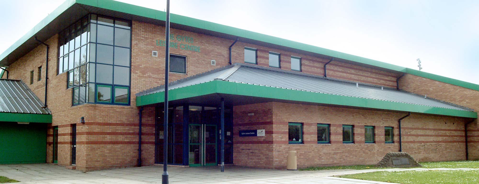 health-gyms-Gytes-Leisure-Centre