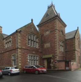 Kelso – Abbey Row Community Centre Image