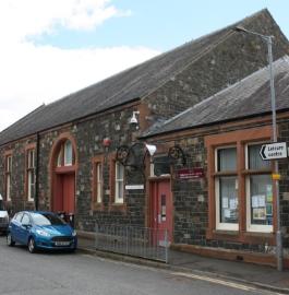 Peebles Community Centre Image