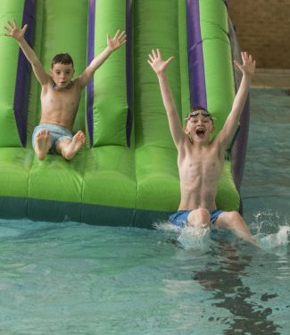 Pool Inflatable Fun Image