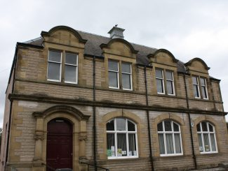 Innerleithen Library Contact Centre Image