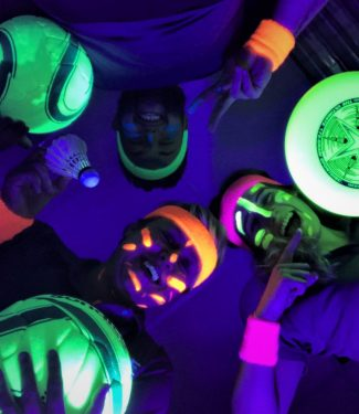 Neon sports Image