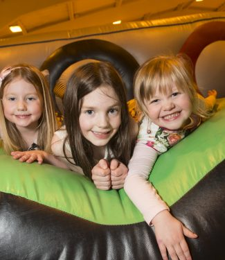 Inflatable sessions Image