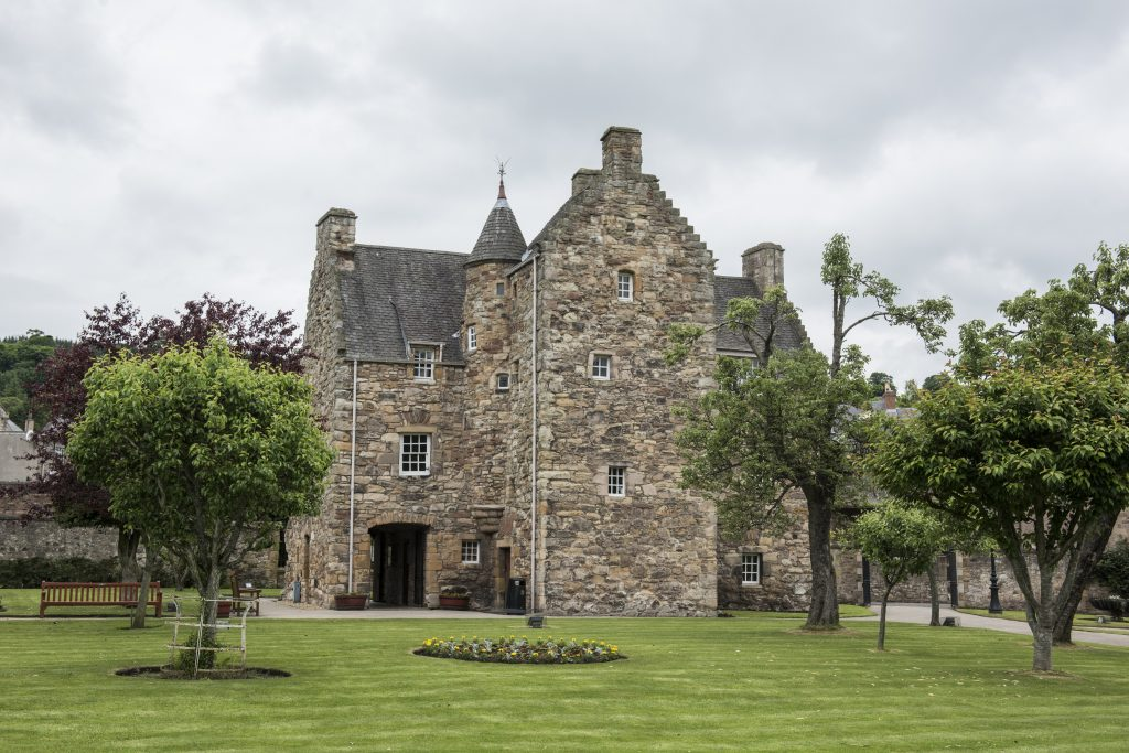 Mary Queen of Scots House (c) Phil Wilkinson (14).JPG