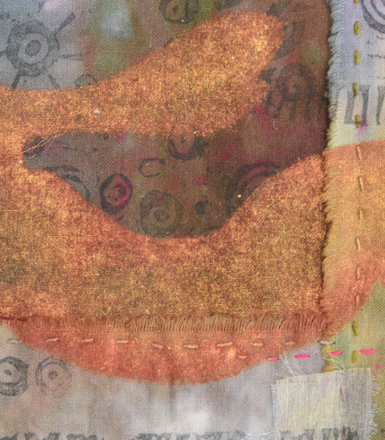 Bounding and Moon Gazing: Hares in Contemporary Textiles at Borders Textile Towerhouse Image