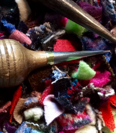 Workshop: Learn how to make a Rag Rug at Coldstream Museum Image