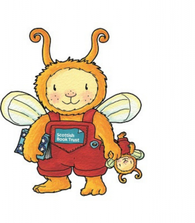 Bookbug at Innerleithen Library Contact Centre Image