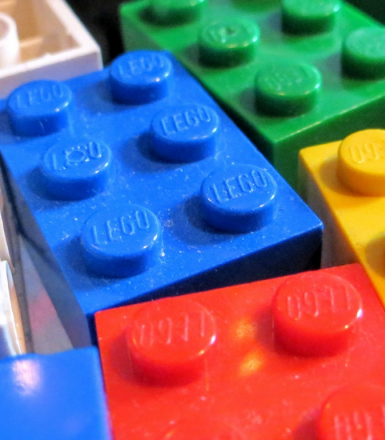 Lego Club at Hawick Library Image