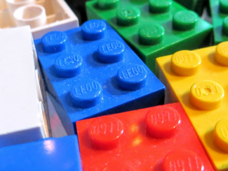 Lego Club at Galashiels Library Image