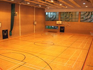 Gytes Leisure Centre Sports Hall Image