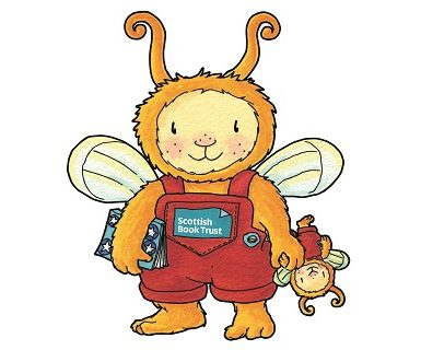 Bookbug at Galashiels Library Image