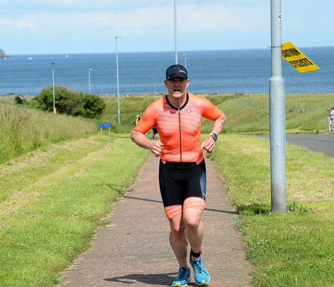 Eyemouth hosts fourth leg of Triathlon Series Image