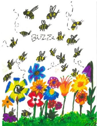 Honeybee Hijinks at St Ronan's Wells Visitor Centre Image