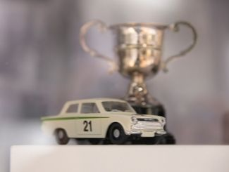 Festive Fun: Simulator Competition at the Jim Clark Motorsport Museum Image