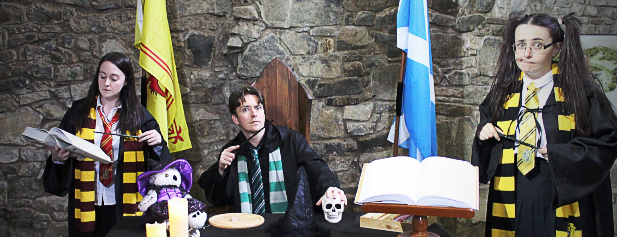 wizard school long