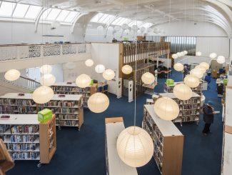 Galashiels Library © Phil Wilkinson