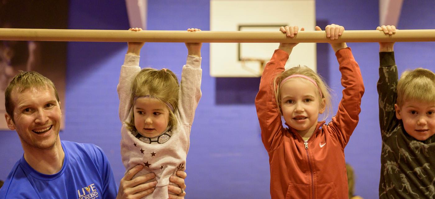New Gymnastics Centre Image