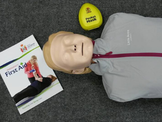Emergency First Aid at Work Course at Live Borders HQ Image