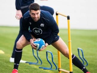 Scotland Open Training Session Image