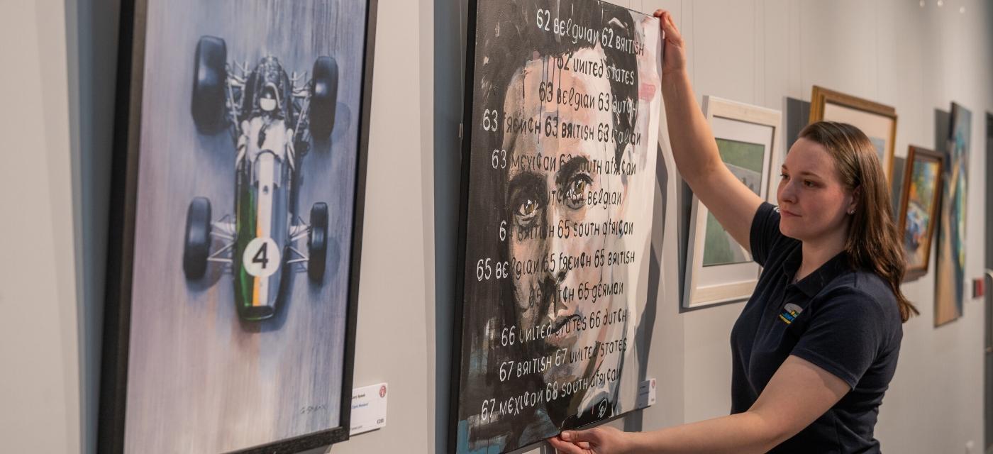 Jim Clark Museum reopens Image