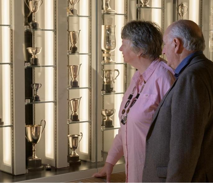 Jim Clark Museum extends opening hours Image