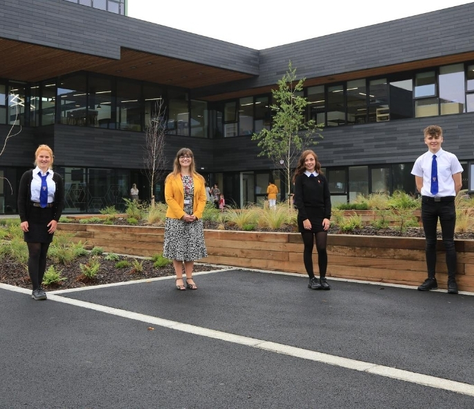 Jedburgh Grammar Campus opens to pupils Image