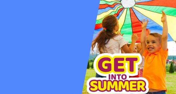 Get into Summer programme launches across the Borders Image
