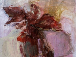 At Home: An exhibition of paintings by Caroline Ann Mordue @Old Gala House Image