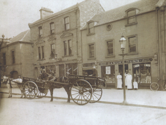 Our Changing High Street Image